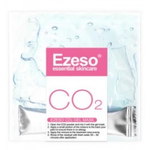 Маска для лица CO2 увлажняющая, 30 гр (голубая)