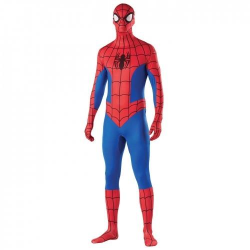 Карнавальный костюм Человек-паук, р-р 2XL (140-150