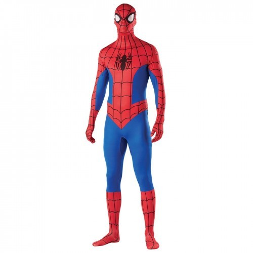 Карнавальный костюм Человек-паук, р-р S (100-110)