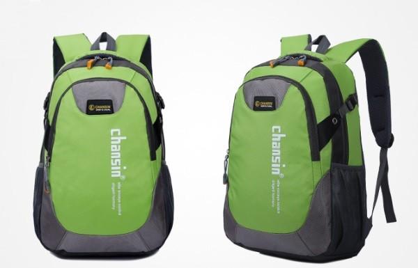 !!!__CHS-00001 Рюкзак, зеленый