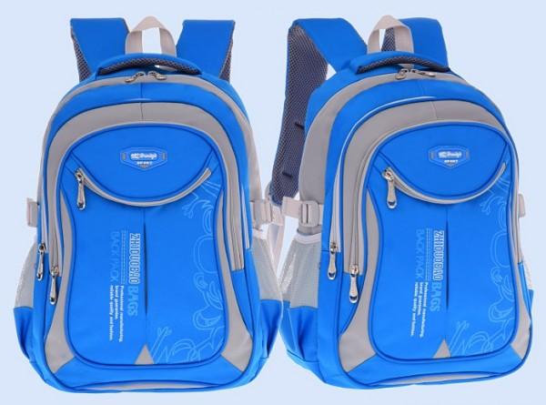 !!!__DR-0005 Рюкзак, голубой