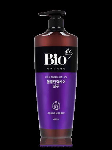 Восстанавливающий шампунь для объема волос Elastine Bio-therapy Intense Volume Shampoo