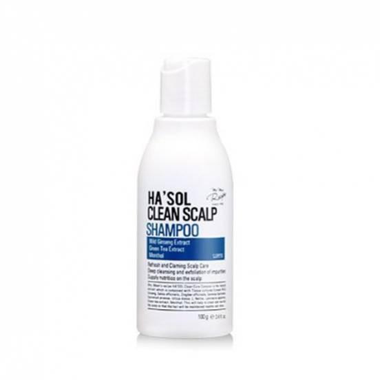 Глубокоочищающий шампунь Ha'sol Clean Scalp Shampoo, 100 мл