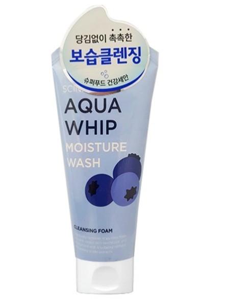 Пенка для умывания с увлажняющим эффектом Scinic Aqua Whip Moisture Wash, 120 мл