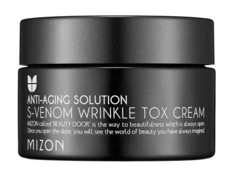 Крем с эффектом ботокса Mizon S-Venom Wrinkle Tox Cream, 50 мл