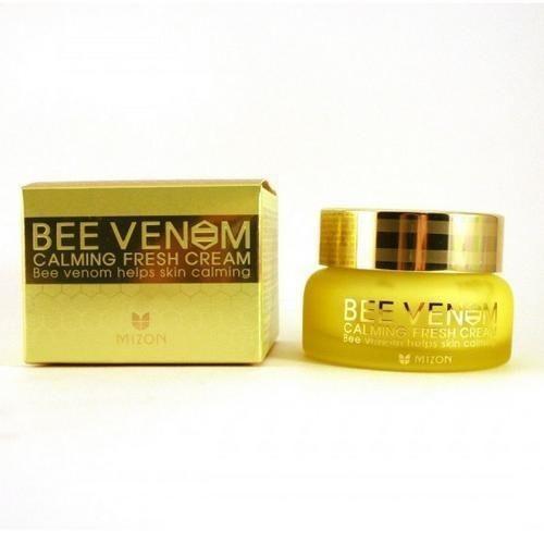 Mizon Bee Venom Calming Fresh Cream Крем для лица с прополисом, 50 мл