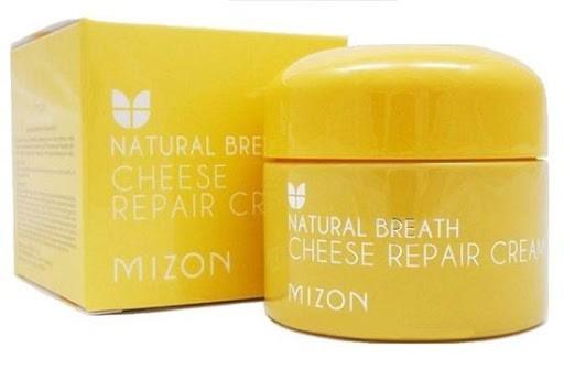 Mizon Cheese Repair Cream Восстанавливающий сырный крем, 50 мл