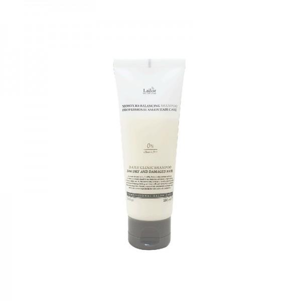 Lador Moisture Balancing Shampoo Увлажняющий бессиликоновый шампунь, 100 мл
