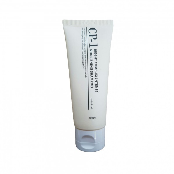 Esthetic House CP-1 Bright Complex Intense Nourishing Shampoo Интенсивно питающий шампунь для волос, 100 мл