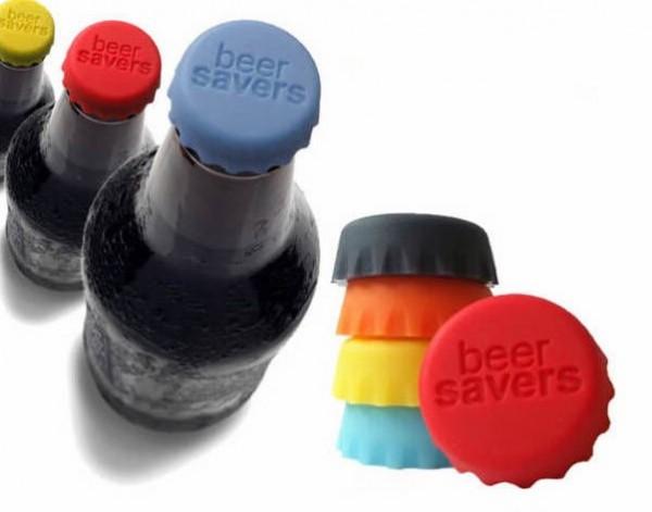 Силиконовая крышка для бутылки, 6 шт