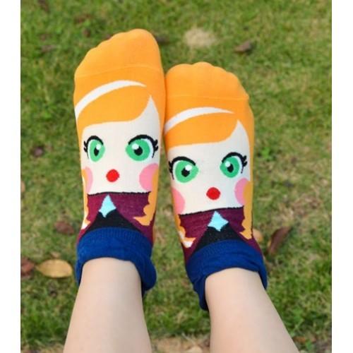 Носки женские Куколка, р-р 36-39