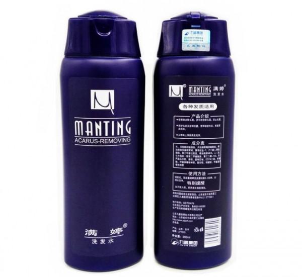 Антибактериальный шампунь Manting, 280 мл
