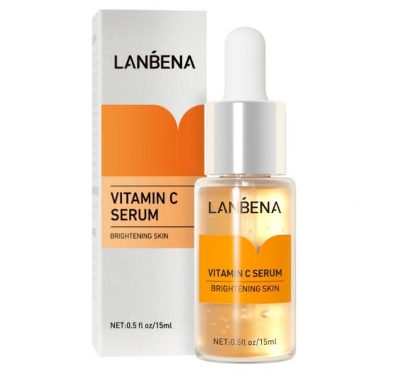 Lanbena Vitamin C Serum осветляющая сывотка с витамином С, 15 мл