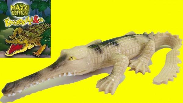 Игрушка-сюрприз De Agostini Крокодилы и Ко макси
