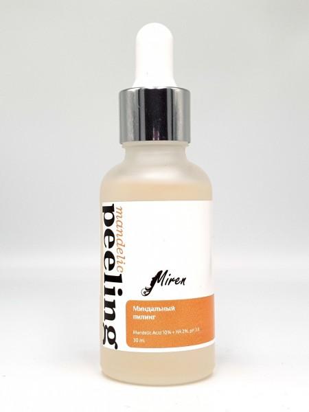 Miren Миндальный пилинг Mandelic acid 10% + HA 2%