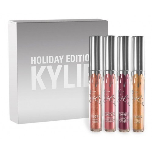 Kylie Holiday Edition 4 шт