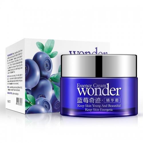 Увлажняющий крем для лица с экстрактом черники BioAqua Essence Cream, 50 гр