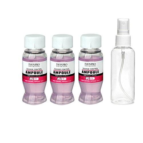 Ампула для сухих и повреждённых волос  Imon Damage Control Ampoule Profession, 15 мл