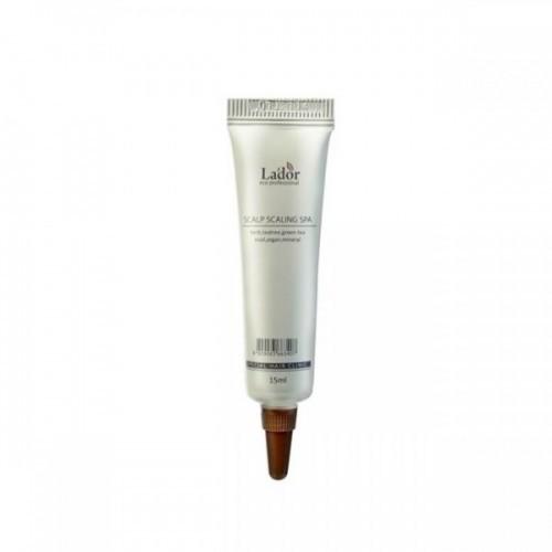 Пилинг для волос Lador Scalp Scaling Spa Hair Ampule, 15 мл