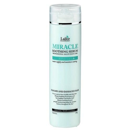 Сыворотка для сухих и поврежденных волос Lador Miracle Soothing Serum 250 гр