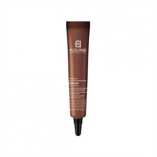 Cыворотка-бустер для поврежденных волос Floland Premium Soothing Booster Essence, 20 мл