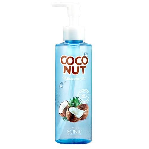 Кокосовое гидрофильное масло Scinic Coconut Cleansing Oil, 195 мл