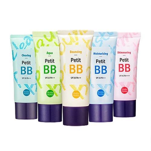 Освежающий ББ-крем для нормальной и комбинированной кожи Holika Holika Aqua Petit BB, 30 мл