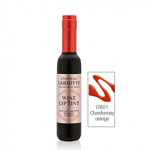 Винный тинт для губ Labiotte OR01