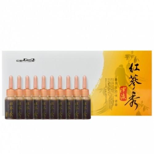 Ампула для волос с женьшенем M-Cerade Red Ginseng Extract Ampule, 10 мл